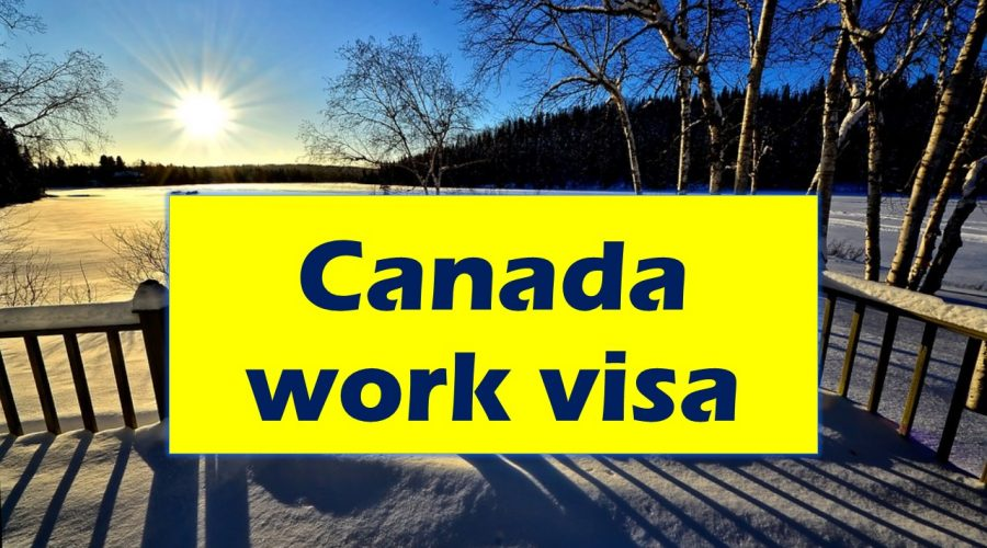 a work visa