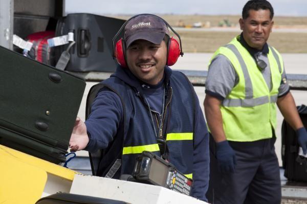 Cargo Ramp-Attendant Crewman