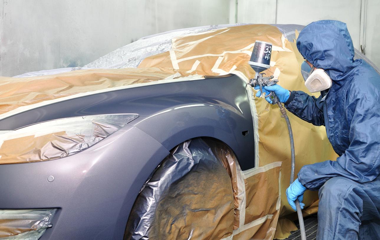 Auto Body Refinisher Painter
