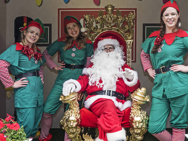 Christmas Casuals Melbourne CBD