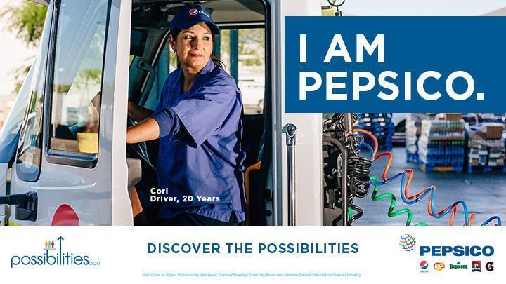 Full Time Driver PepsiCo