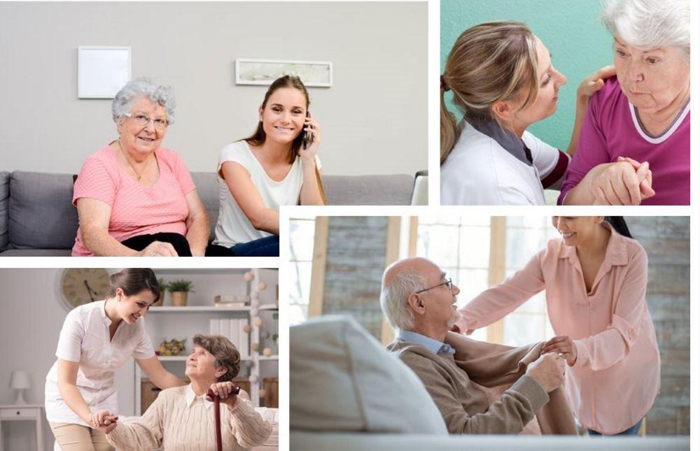 caregiver someone dementia