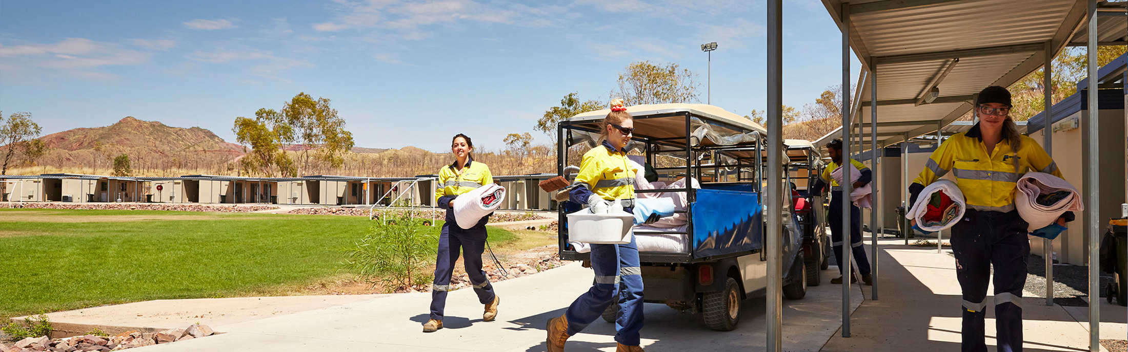 Cleaner South Eastern Suburbs