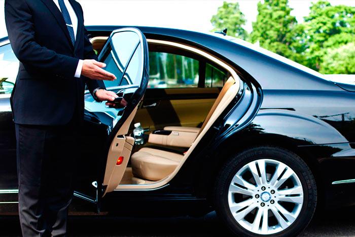 Marriott International Limousine Driver