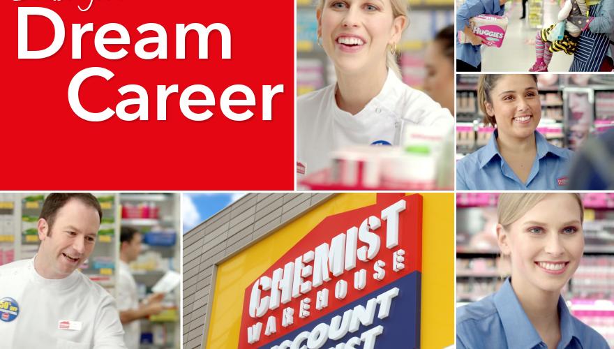 Pharmacy Assistant Chemist Warehouse