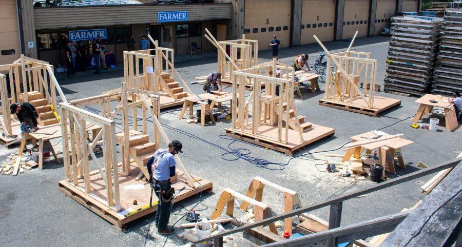 Trades 2 - Carpenter City of Burnaby