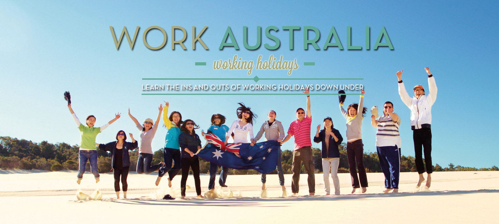 Travel And Work In Australia