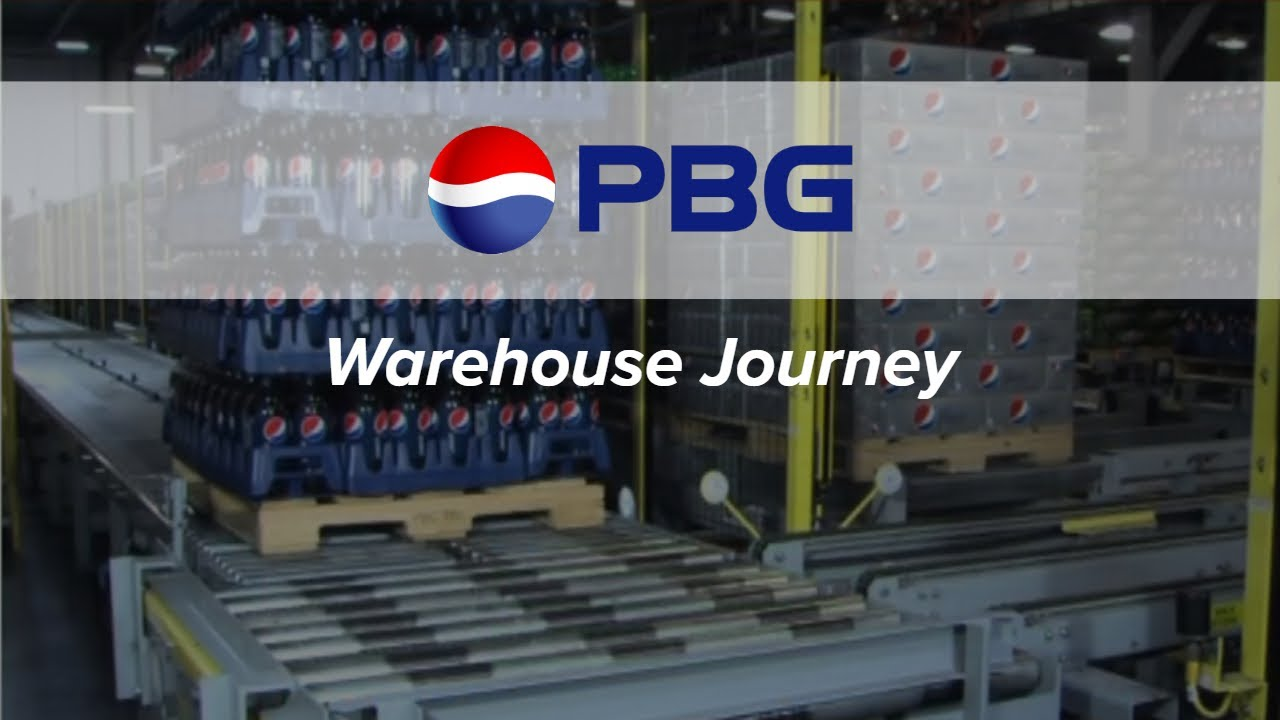 Warehouse Technician At PepsiCo