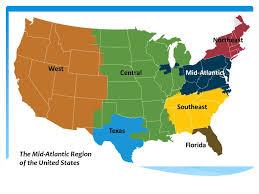 5 Beautiful Mid-Atlantic States