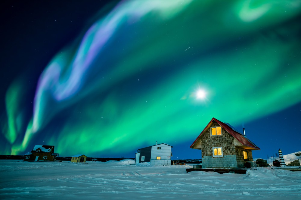 Honeymoon places to visit in Canada